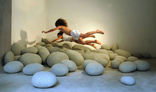 rock-pillows