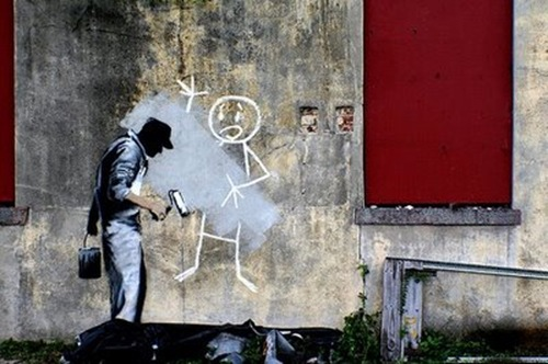 bansky-gray-ghost-in-new-orleans