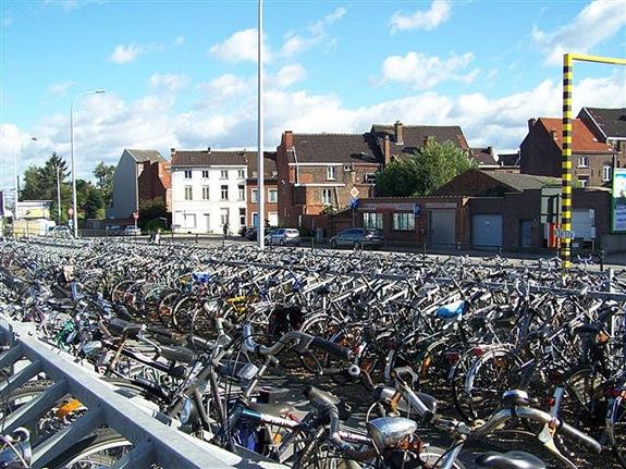bikes-in-belgium