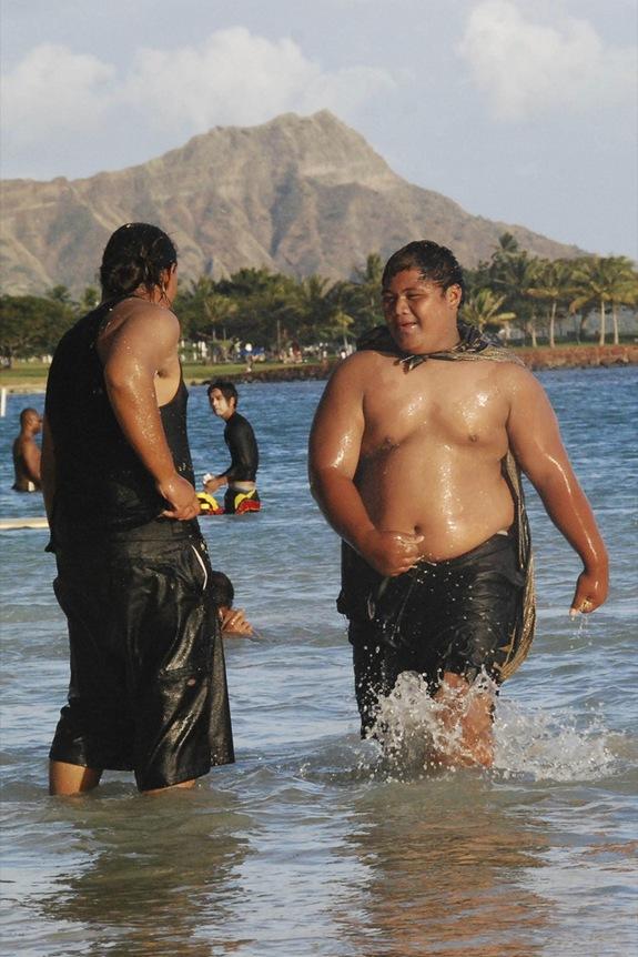 Fat Samoans